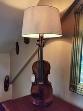 Viool Lamp