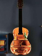 Opnieuw bezochte gitaar