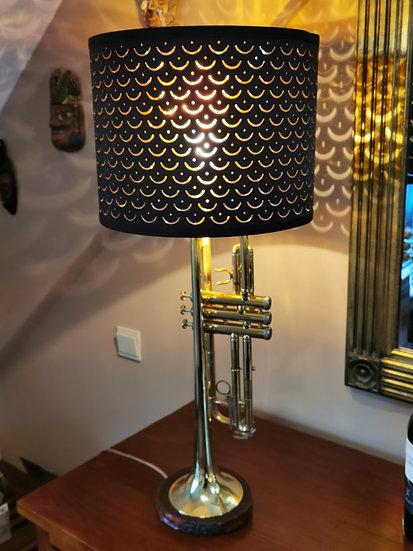 Trompet Lamp (Op bestelling)