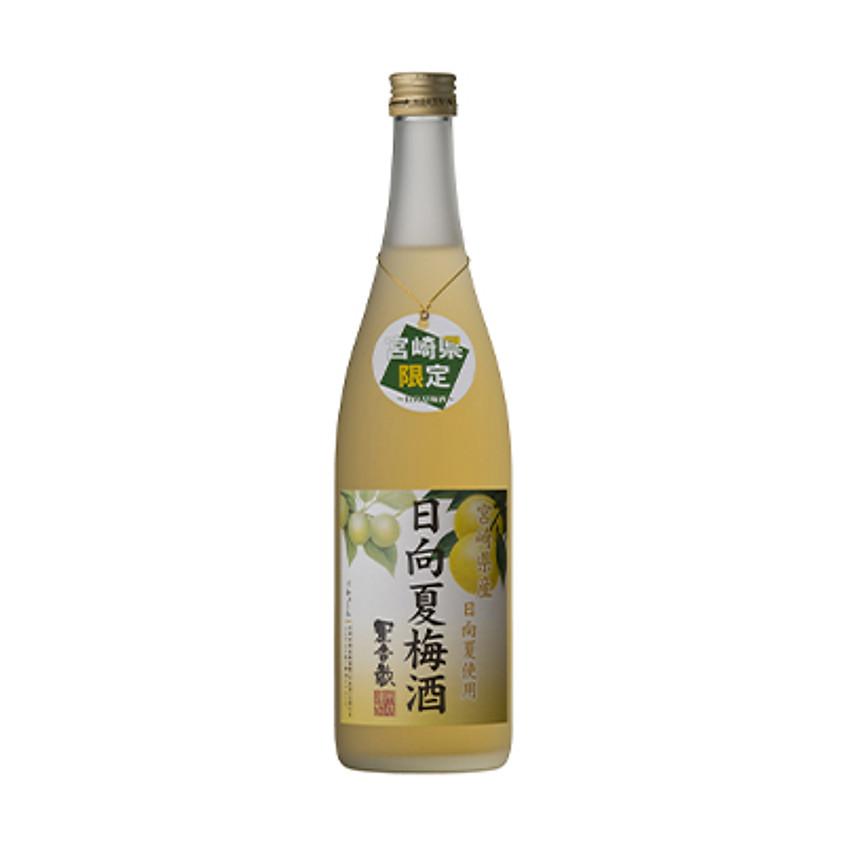 日向夏梅酒 720ml【本坊酒造株式会社】