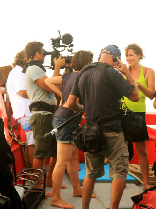 Thalassa, France 3, TV française