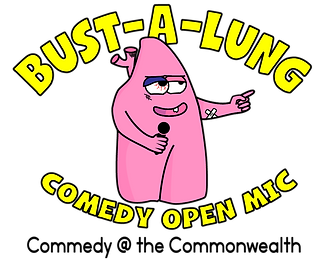 Bust a Lung Comedy Open Mic Commonwealth Hotel Townsvile