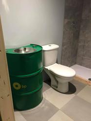 automobelia theme shower room