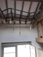 Calving Barn lighting