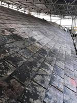 Calving Barn new roof