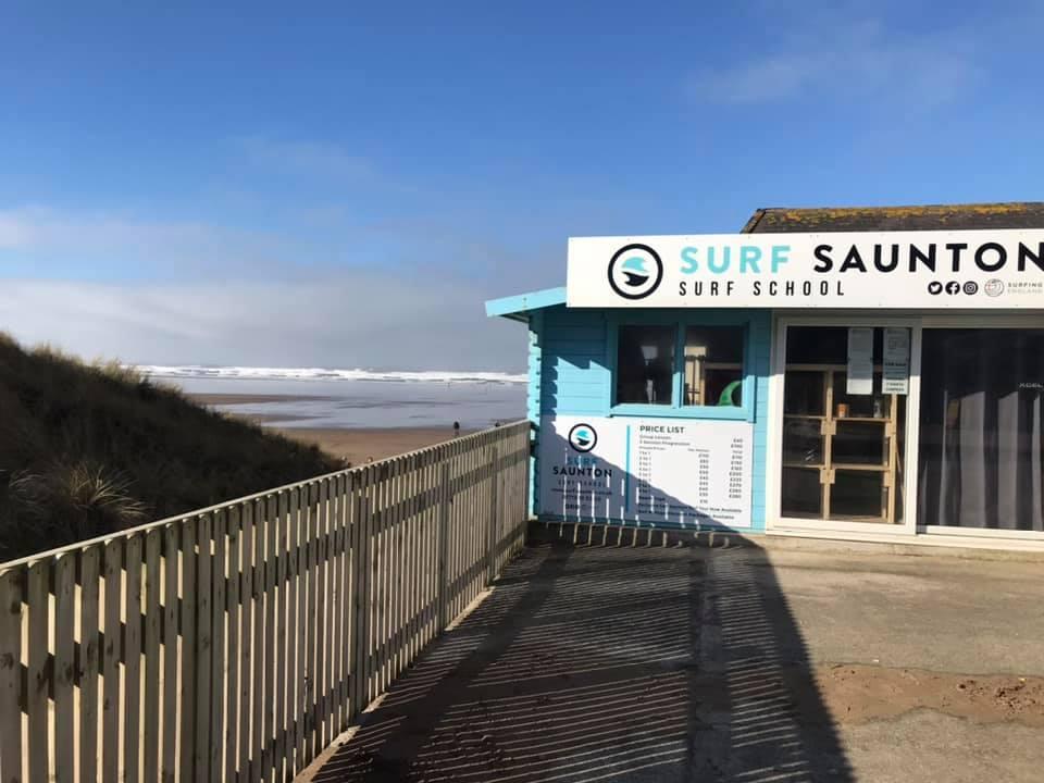 Saunton Sands Surf School