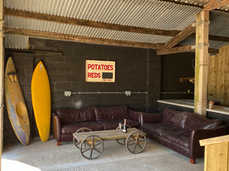 Facilities, chill out space