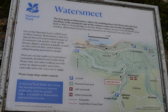 Watersmeet National Trust