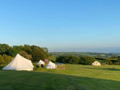 Emperor and Bell Tents