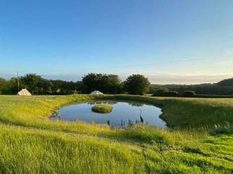 North Thornes pond