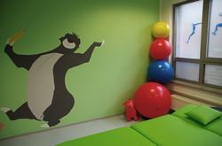Kinderbehandlungszimmer