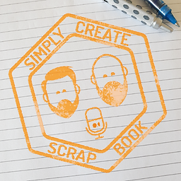 SimplyCreateScrapBookPodcastCoverArtPost