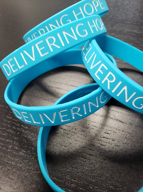 Delivering Hope Wristbands