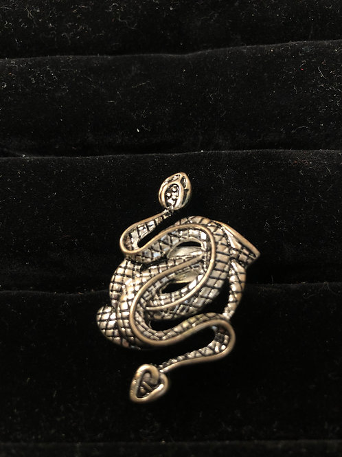 copy of Snake ring size 9