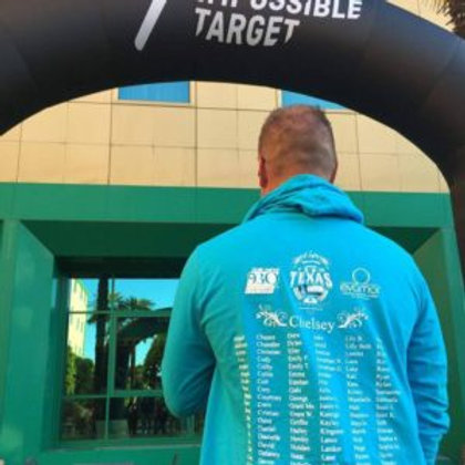 Limited Team Ultramilano-Sanremo Race for Awareness Hoodie