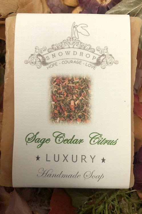 Sage Cedar Citrus