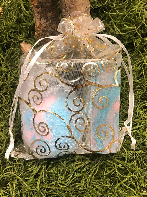 Cotton Candy Soap and Bathbomb gift set