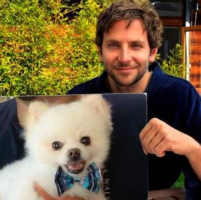 Bradley Cooper endorses the Mayor