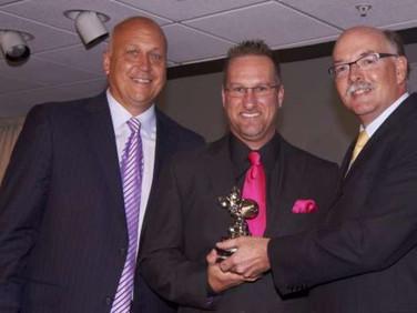 Cal Ripken Jr., Kevin Kline, Ward Klein