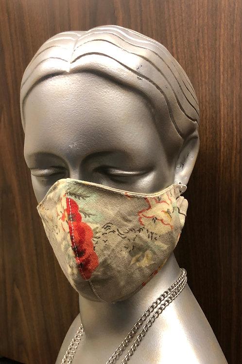 Handmade Vintage Mask