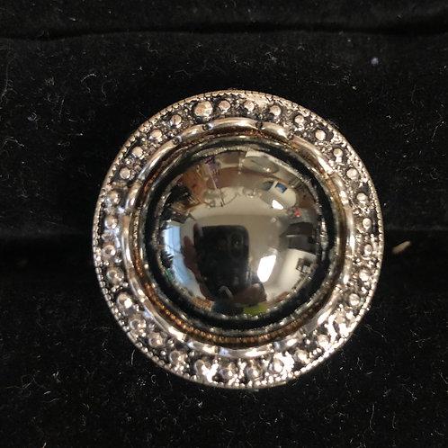 Lg Onyx ring