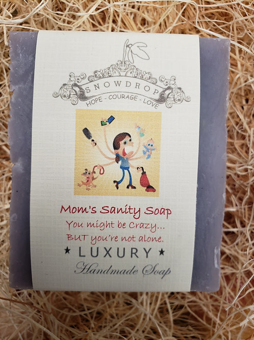 Mom's Sanity Soap