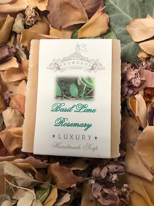 Basil Lime Rosemary