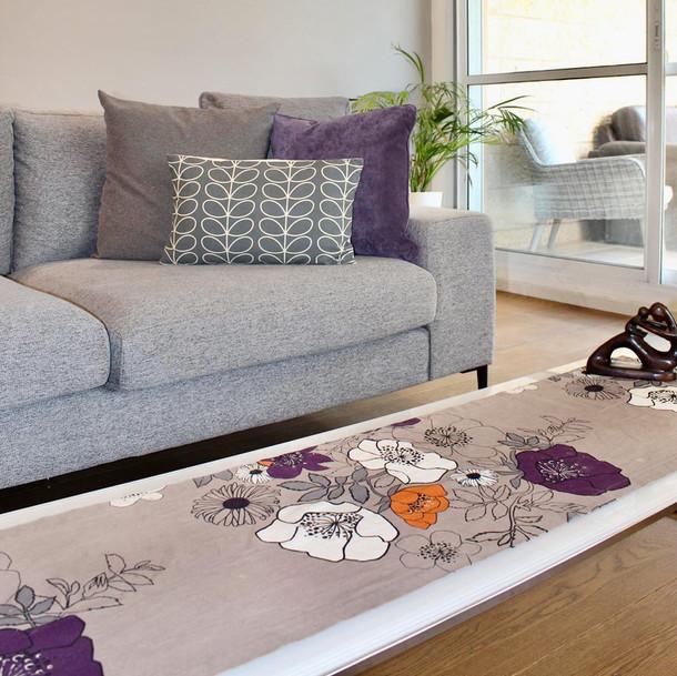 Beautiful Orla Kiely soft cushions.
