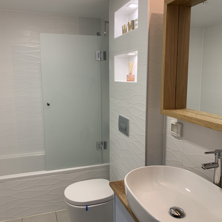 Givat Shmuel Renovation of Bathroom