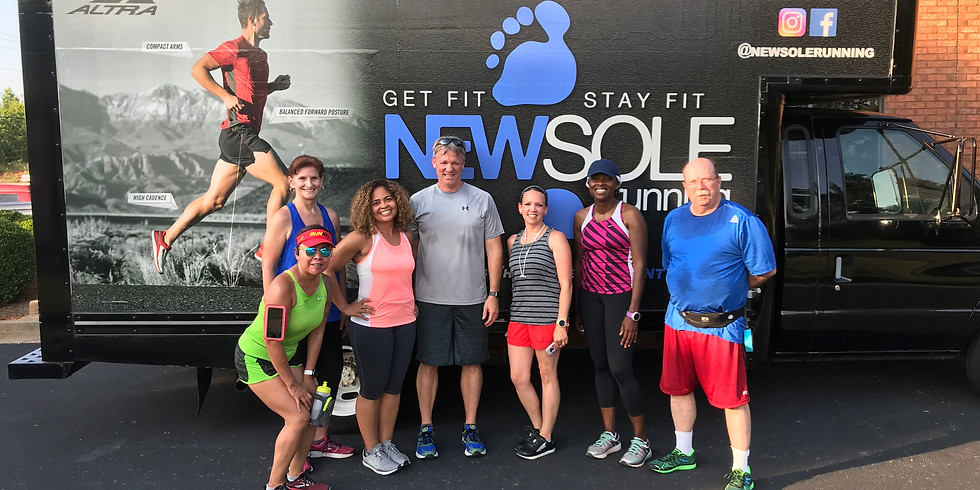 Weekly Run Group