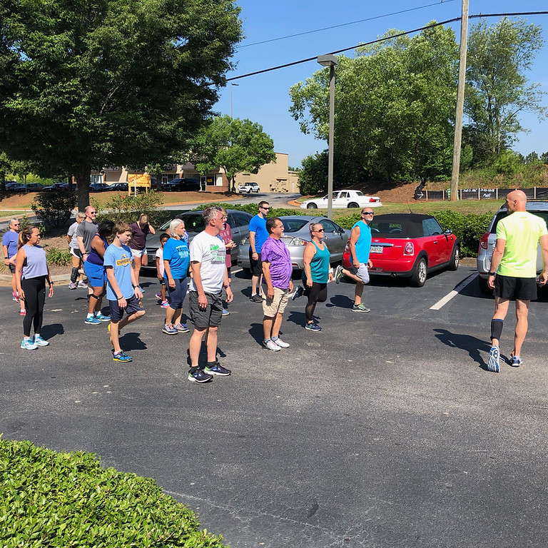Natural Running Clinic