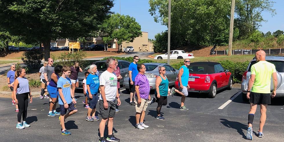 Natural Running Class March