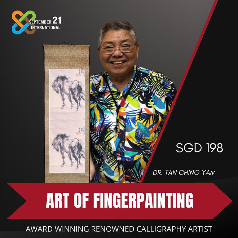 The Art of Fingerpainting (On-site)