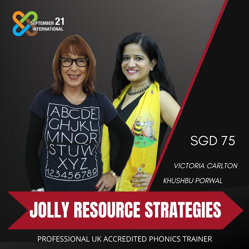 Jolly Phonics Creative Resource Mastery