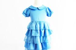 Alice in Wonderland Inspired Dress