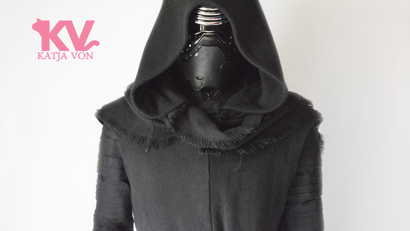STAR WARS: THE FORCE AWAKENS INSPIRED KYLO REN COSTUME