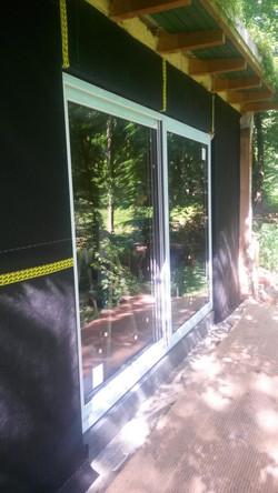 Terrassentür Schiebeelement