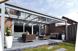 Aluminiumterrassendach by VERASOL