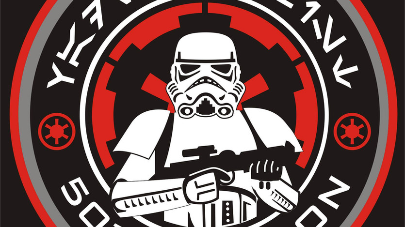 501st LEGION WELCOMED!
