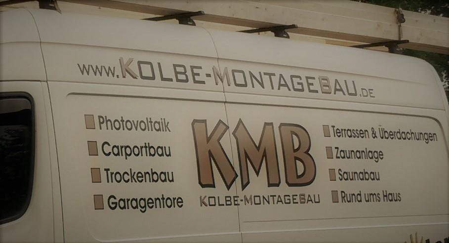Kolbe-Montagebau KMB Carports Terras