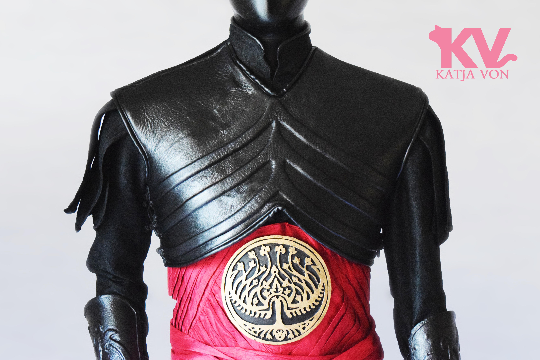Prince Nuada Inspired Costume