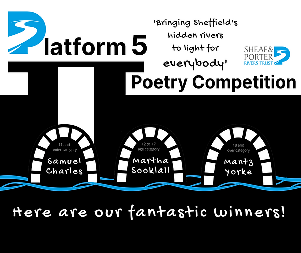 Winners of Platform 5 Poetry Competition
