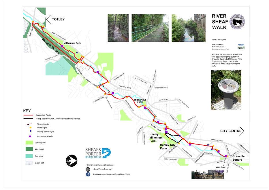 River Sheaf Walk