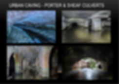 Urban Caving - Porter and Sheaf Culverts