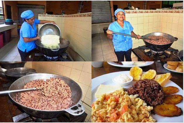Food of Nicaragua