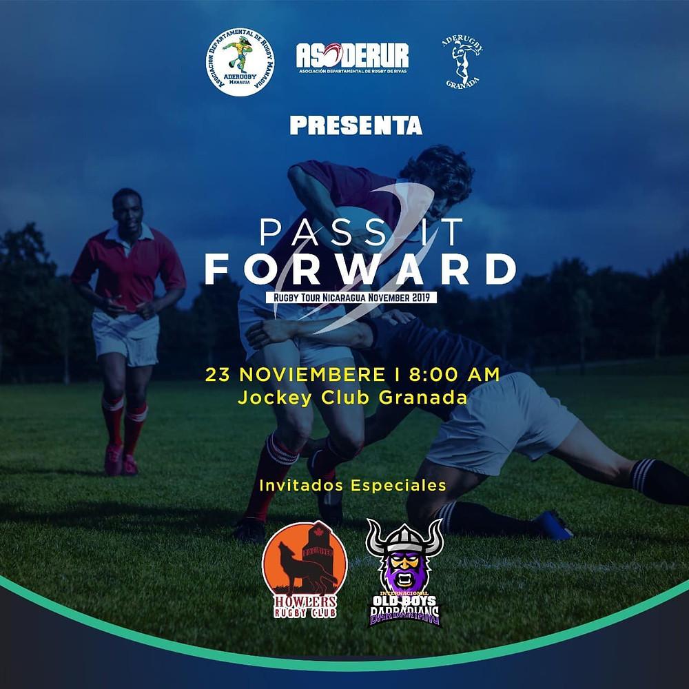 Jockey Club Granada Rugby Event