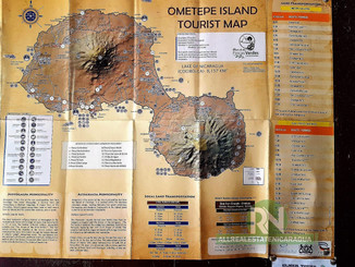 A two day trip to Ometepe Islands