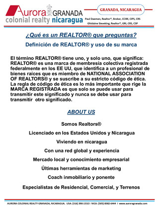 Difference between a sales person versus licensed real estate agent