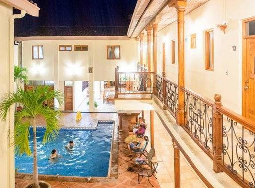 Hotel in Granada 20 rooms, at USD1,300,000