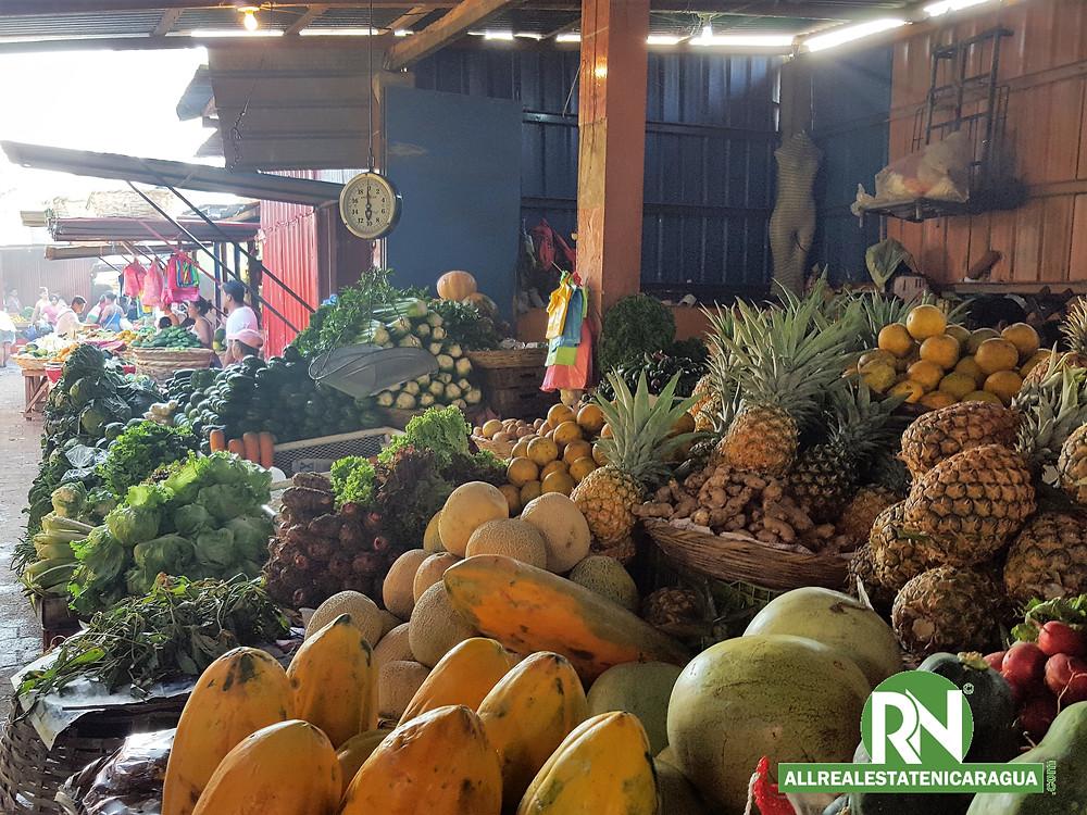 "Masaya ""farmers market"""